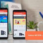 همه چیز در مورد Galaxy A8 2018